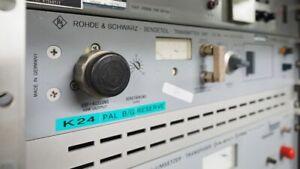 Rohde-amp-Schwarz-Sendeteil-Transmisor-Unidad-0-5W-Bn-416105-60