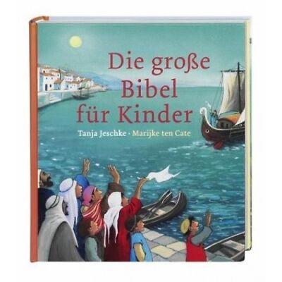Die große Bibel für Kinder (Buch) NEU
