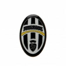 Official Licensed Football Product Juventus Pin Badge Metal Crest Gift Fan New