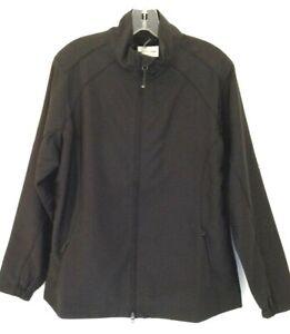 Cutter-amp-Buck-Ladies-Wind-Jacket-Black-Large