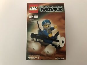 Lego-Set-7301-Life-on-Mars-Rover-Brand-New-in-Sealed-Box