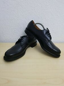 low priced 28e86 8547c Details zu Roland Schuh Echtleder Retro Businessschuhe Gr 45 UK 10,5 True  Vintage
