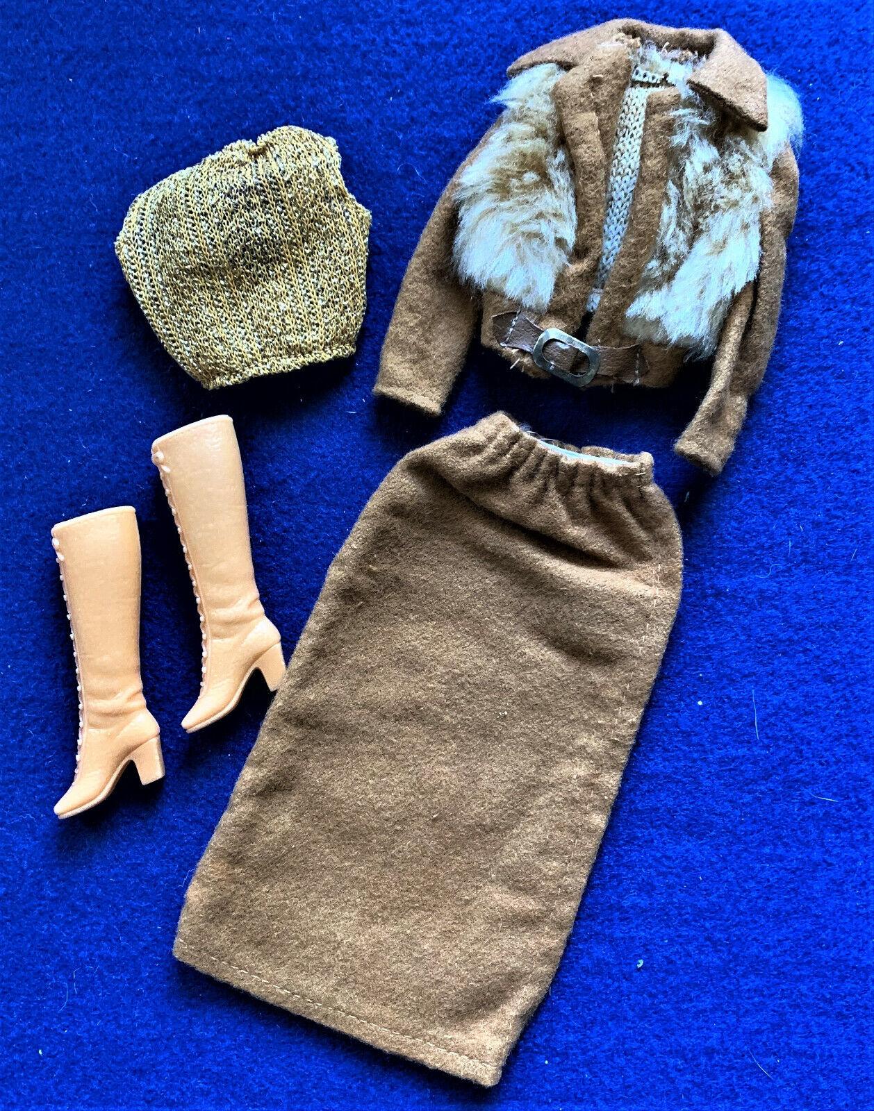 Vintage Barbie 1974 Best Buy Fashion  7753  NMINT & Complete  RARE