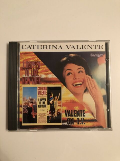 I Happen To Like New York/ Valente On TV (CD, Album, Reissue, Remastered)