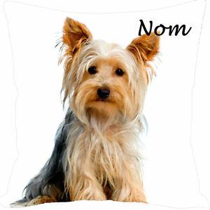 coussin-carre-satin-chien-york-personnalise-prenom-au-choix-ref-197