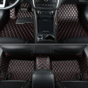 Image Is Loading For Honda Accord 2006 2017 Leather Car Floor