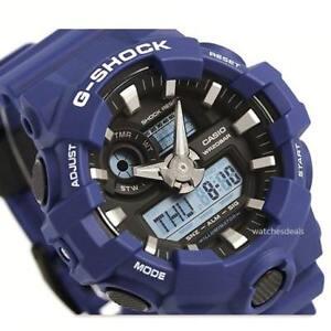 CASIO-G-SHOCK-GA700-2A-GA-700-2A-ANALOG-DIGITAL-BLUE-x-BLACK-MATTE-BIG-CASE
