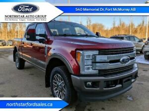 2018 Ford F 350 King Ranch