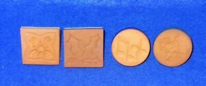 Rycraft-Vintage-Ceramic-Cookie-Stamps-4-pc-Stamp-Set