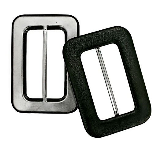 Covered Coated Belt Buckles Arts Crafts For Fashionable Clothing Leather Jacket