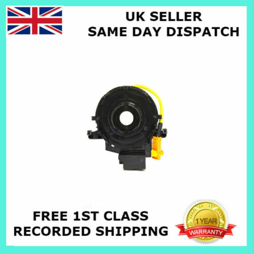 FOR TOYOTA HILUX 2.5 3.0 D D-4D 4WD 2005-09 CLOCK SPRING SQUIB RING 843060K020