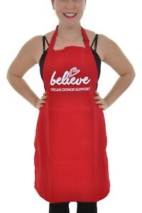 Apron-Believe-Organ-Donor-Support