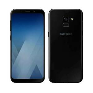 Samsung Galaxy A8 32GB - Orchid Grey/ Black Unlocked (A530W) 2018 Canadian Model