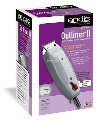 ANDIS OUTLINER II TRIMMER #04603 Professional Barber Salon Hair Cut Trim Clipper