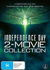 Independence Day 1 2 Double Pack DVD R4