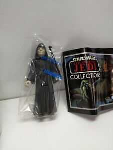 Vintage Star Wars-the emperor-ROTJ-sealed baggie with Mailer