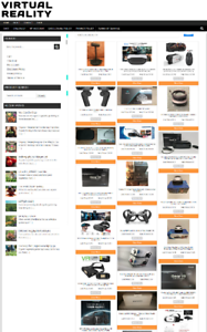 VIRTUAL-REALITY-HEADSET-BUSINESS-WEBSITE-WITH-NEW-DOMAIN-amp-1-YEARS-HOSTING
