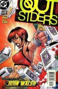 Outsiders-18-DC-Comic-Book-3rd-Series-2005-VF-NM