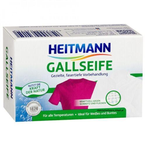 1,59€//100g Heitmann Gallseife 100gr.
