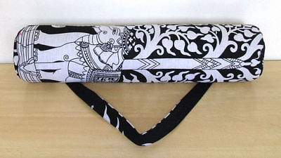 Large Yoga Mat Carrier Bag With Shoulder Strap Indian Tree Of Life Gym Bags