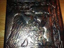 Magic The Gathering MtG Serra Angel / Hurloon Minotaur Vintage Deck Box