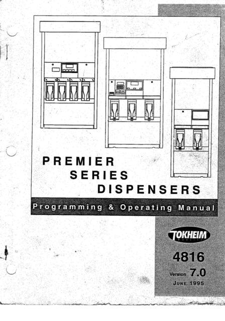 Tokheim Pump Wiring Diagram - Wiring Diagram Article on