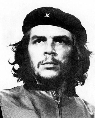 Berühmte Che Guevara Portrait von Korda 8x10 Silber Halogen Fotodruck