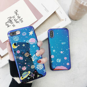 new product cad0f d0fe4 Space planet Phone Case For iPhone 7 7Plus 6 6S Plus 8 8Plus X XS XR ...