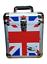1-UNION-JACK-Aluminium-Storage-DJ-Flight-Carry-Case-for-100-LP-Vinyl-7-034-Records thumbnail 2
