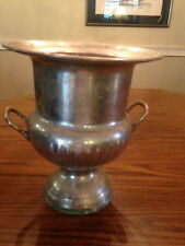 VINTAGE SILVER PLATE CHAMPAGNE/WINE COOLER ICE BUCKET