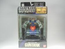"MSIA Mobile Suit Gundam ""RX-75 GUNTANK"" Action Figure BANDAI  Very Rare!!"