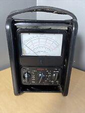 Vintage Simpson 260 Series 6 Analog Meter Volt Ohm Milliammeter Multimeter Works