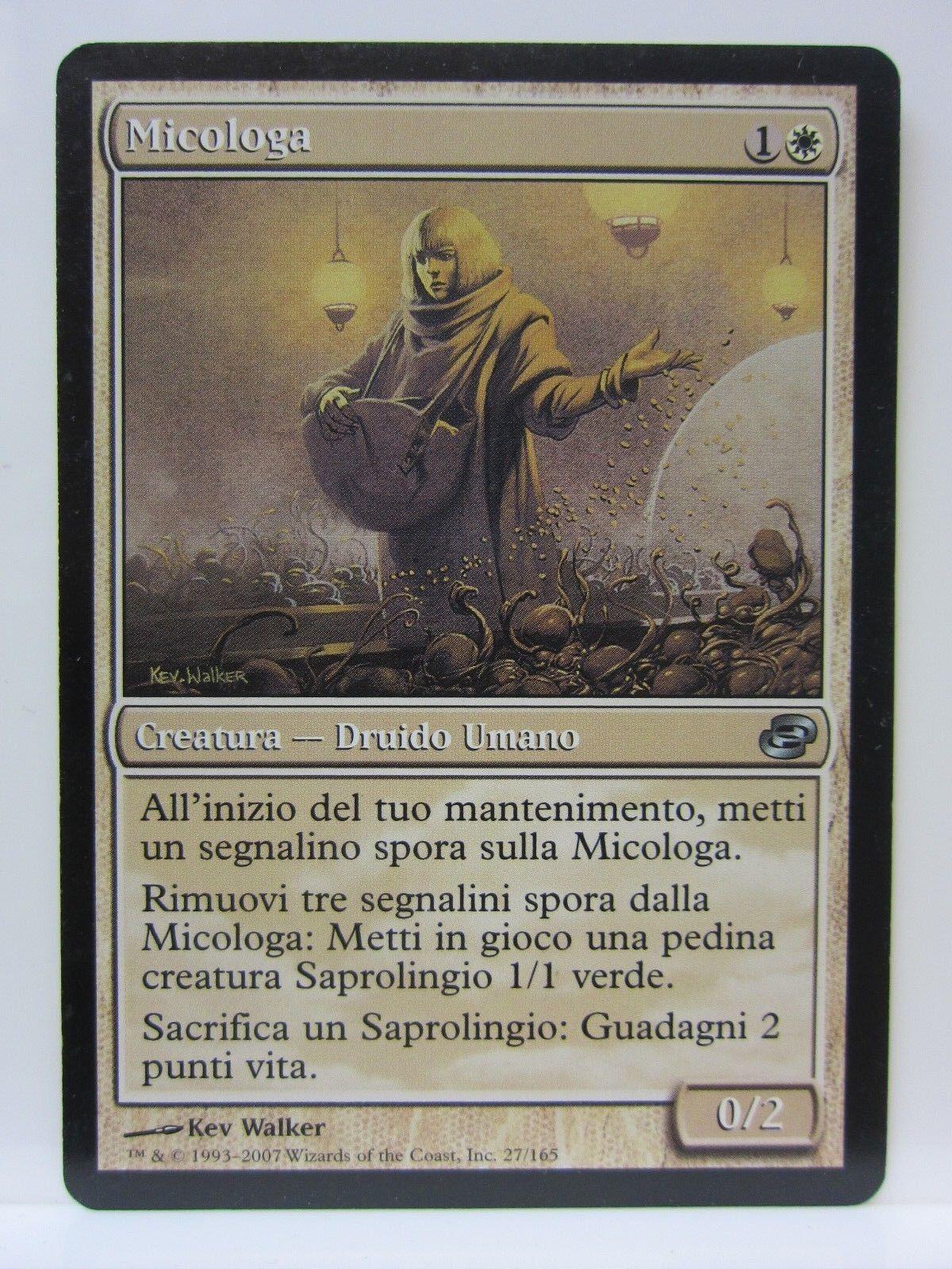PLC MTG Mirri the Cursed Caos Dimensionale Mirri la Maledetta EXC ITA