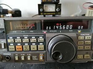 KENWOOD-TS-711-VHF-RADIO-ALL-MODE-AM-FM-SSB-CW-COMPLETA-MICRO-ALIMENTAZIONE-220V