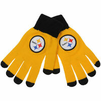 Pittsburgh Steelers Gloves Knit