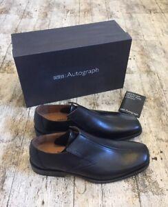 lacets cuir hommes pour Autograph s à M italien en italien Chaussures noires g7q4wHx5