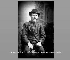 Morgan-Earp-Portrait-PHOTO-Gunfighter-US-Marshal-Tombstone-OK-Corral-Wyatt-Bro
