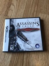Assassins Creed Altairs Chronicles Nintendo Ds Factory For Sale