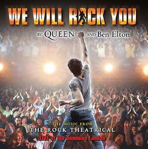We-Will-Rock-You-Music-The-Rock-Theatrical-Live-CD-Sent-Sameday