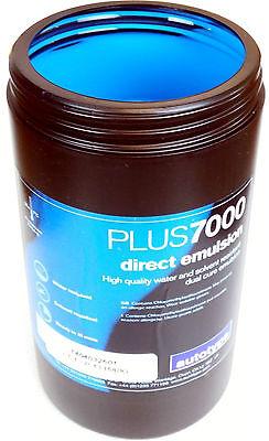 1000ml HD Quality - Diazo Photo Emulsion & Sensitiser screen printing print