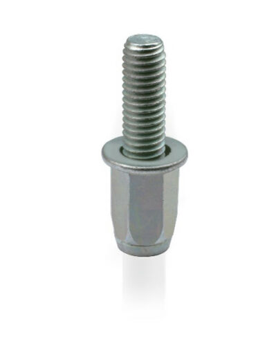 Rivet Stud Bolt Hexagon Body SteelChoose From M5M6M8Choose Pack Size