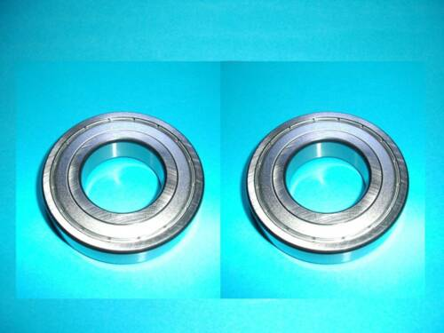 4 Kugellager 6201 C3 12 x 32 x 10 mm offen erhöhtes Seitenspiel nach DIN ISO