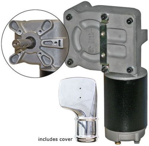 Buyers Dump Truck Tarp Electric Gear Motor trailer 5541095 NEW