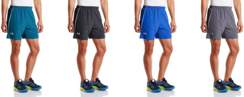 4 Colors Under Armour Men/'s CoolSwitch Run Shorts