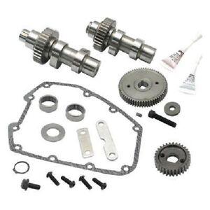 S&S 570g Gear Drive Camshaft Kit .570 Lift Twin Cam Harley Davidson