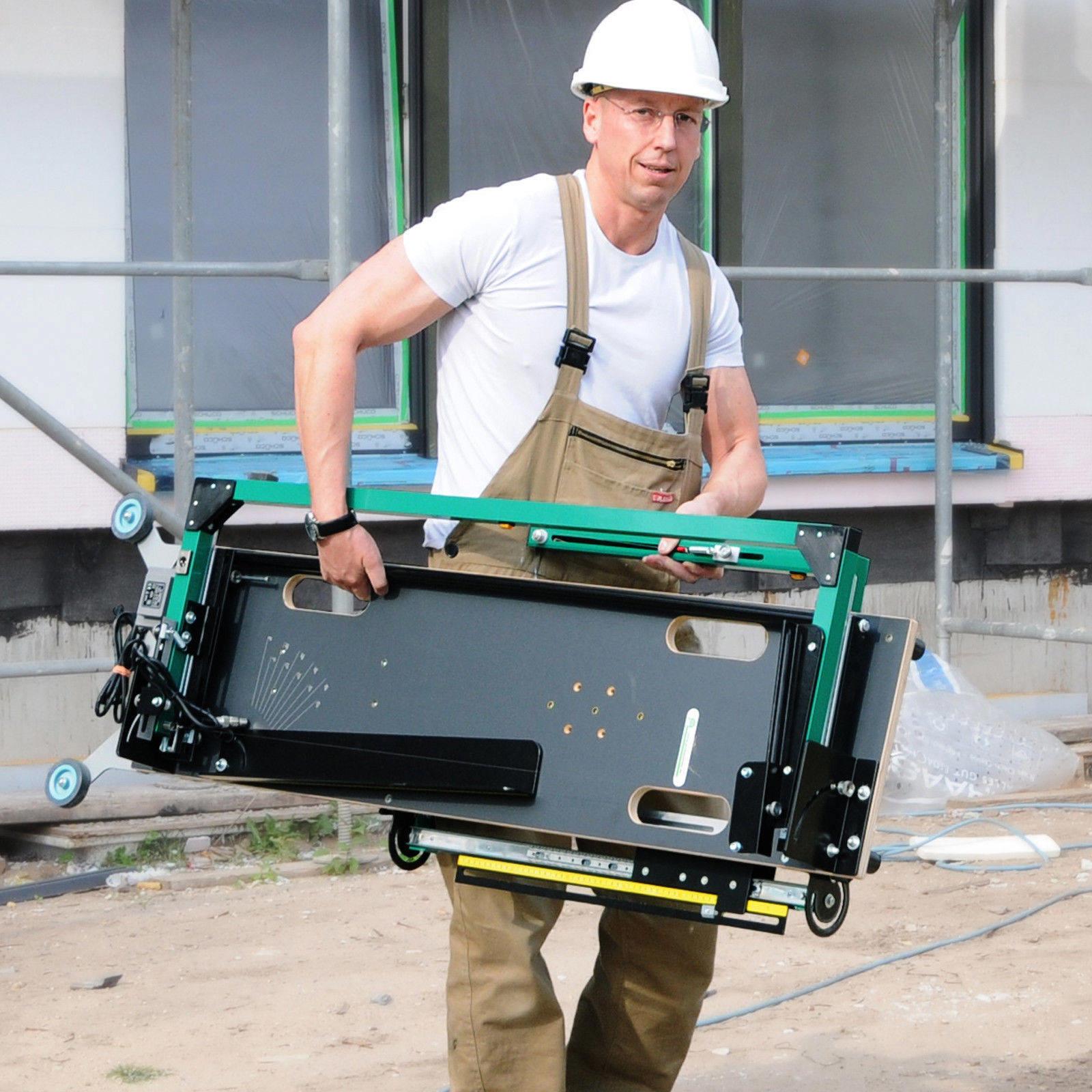 Styroporschneider Foamboy 1.350mm Isolierung Profi-Schneider für Dämmung WDVS
