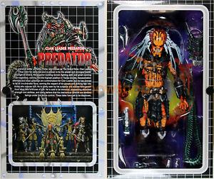 NECA-Predator-Clan-Leader-Ultimate-Alien-Hunter-7-034-Action-Figure-Predators-New
