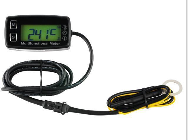 Mini Bike Tach Tachometer Temperature Street Trail Gauge  ATV Snowmobile PWC NEW  online outlet sale