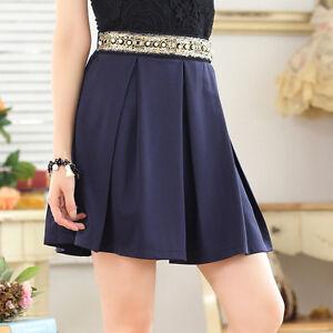New-Women-Casual-Fashion-Party-Club-Short-Skirt-AU-Size-8-10-12-14-16-18-4469
