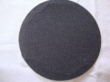 "5"" Inch Sandpaper Disks 600 Grit Peel & Stick Adhesive Abrasive Sand Paper"